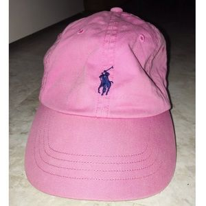 Polo by Ralph Lauren Accessories - ⚡️3/$20⚡️ Hot Pink Polo Hat